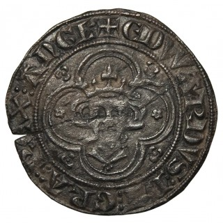 EDWARD I, GROAT, LONDON