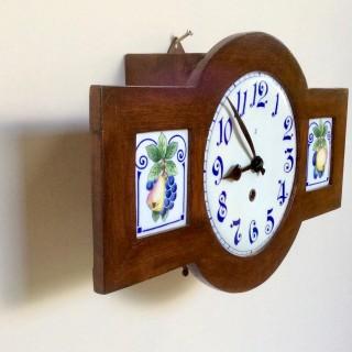 Late 19th Century Wall Clock