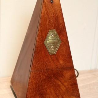 Walnut Metronome