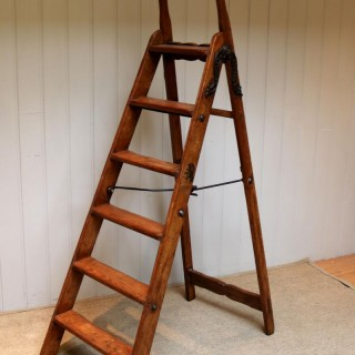 Antique Simplex Ladder