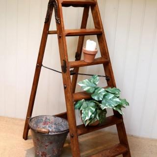 Antique Simplex Ladder