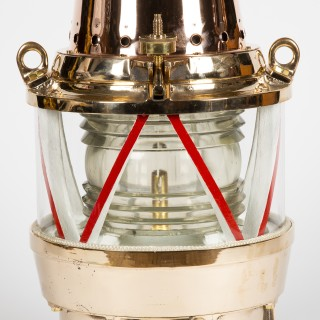 TRINITY HOUSE BUOY LIGHT, circa 1925