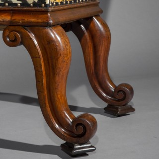 Pair of Massive Regency Chairs, by Gillows