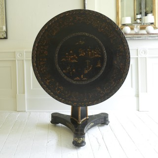 FRENCH 19TH CENTURY CENTRE TABLE