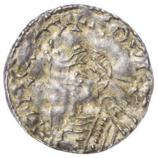 EDWARD THE CONFESSOR (1042-66), PACX PENNY, CANTERBURY MINT