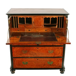 19th Century China Trade Campaign Chest