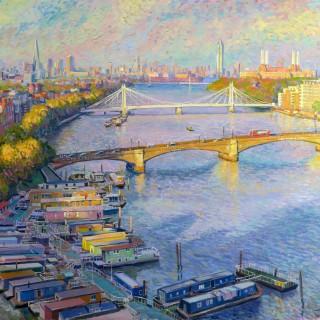The Golden Bridge of Chelsea