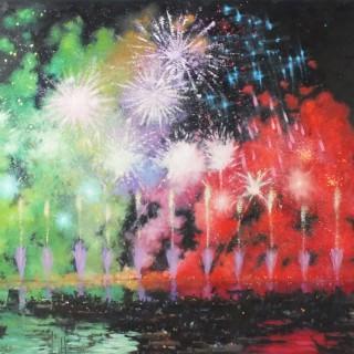 Venice Redentore Fireworks
