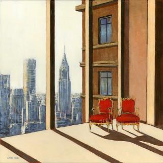 Scenic Manhattan