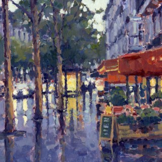 Morning Lights, Paris