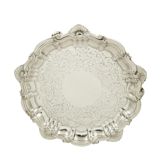 Antique Victorian Sterling Silver 6