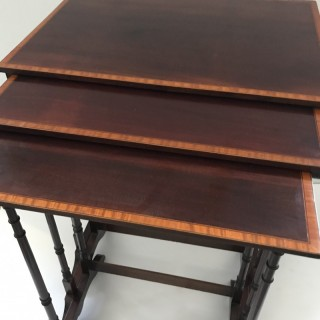 Antique Nest of Tables