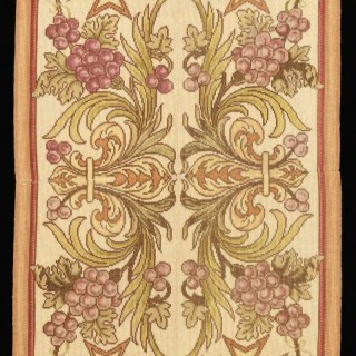 English Needlework Rug