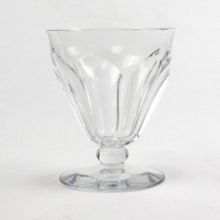 Set of 24 Baccarat Crystal Talleyrand Wine, Water and Liqueur Glasses