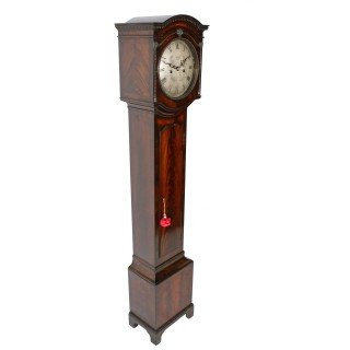 Georgian Style Grandmother Clock