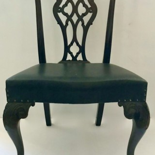 American Mahogany Side Chair