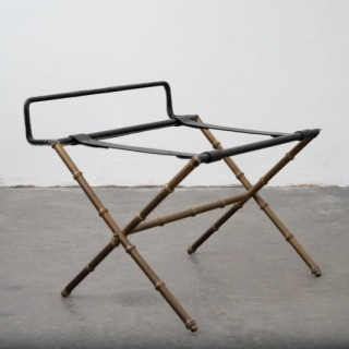Jacques Adnet Luggage Rack