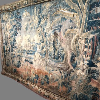 17th Century country house tapestry
