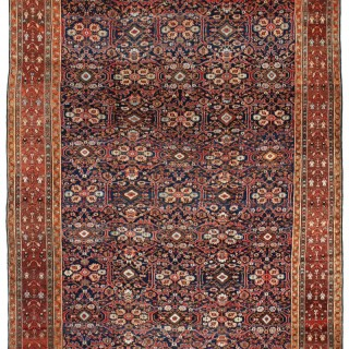 Large  Antique Fereghan carpet