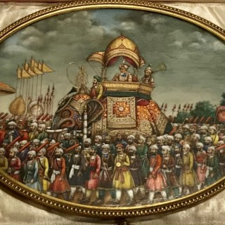 The Procession of Prince Akbar Shah11