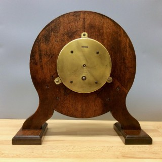 Art Deco Mantel Clock by Camerer Cuss & Co, London