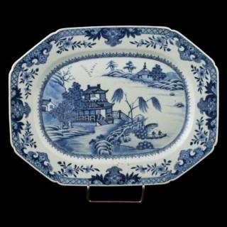 18th Century Qianlong Dish