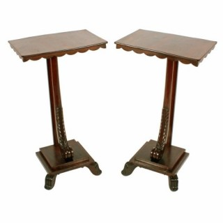 Pair of Lamp or Console Tables