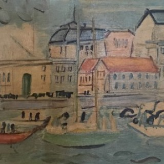 Raoul Dufy Vintage Reproduction