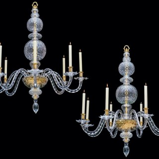 THE BRONCKHORST CASTLE CHANDELIERS