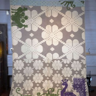 Carpet, Rug or wall hanging designed by Patricia Urquiola