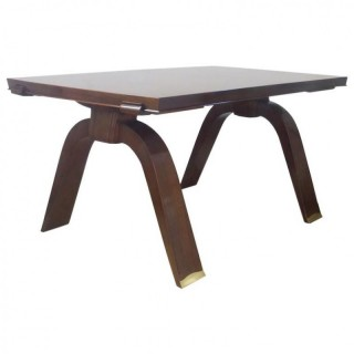Jules Leleu Dining Table, 1930s
