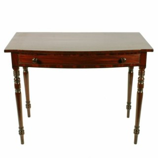 Scottish Georgian Side Table