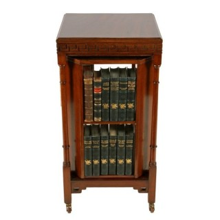 Early 20th Century Revolving Bookstand