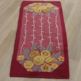 Art  Deco Rug attributed to Eric Bagge