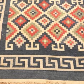 Indian Dhurrie Carpet