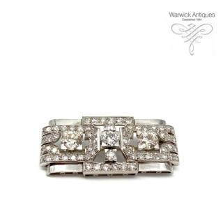 Boucheron Diamond Plaque