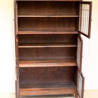 Oak Stacking Bookcase