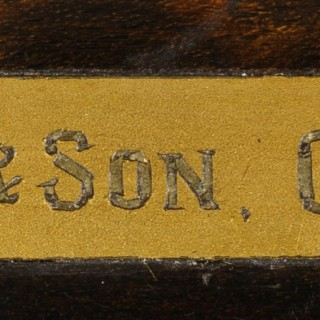 A Fine Drinks Box retailed by Spiers of Oxford