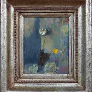 'Cadmium Yellow' still life original painting by British artist Michael Hyam