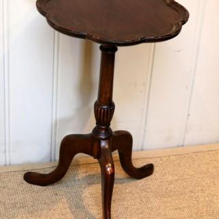 Mahogany Wine Table