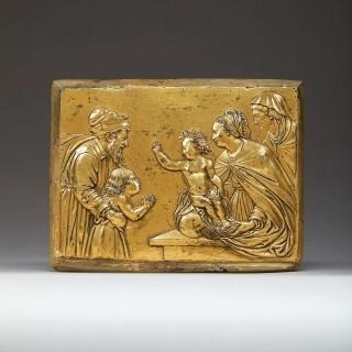 An Exceptional Renaissance Relief
