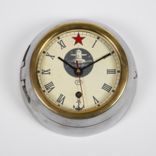 USSR SUBMARINE CLOCK