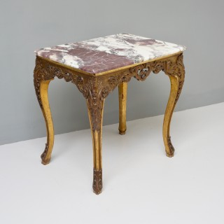 Gilded Table