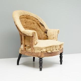 Napoleon III Armchair