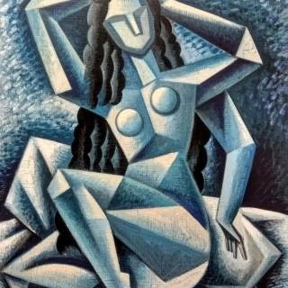 Dama Desnuda