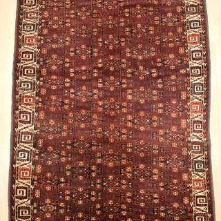 Turkoman Yomud Carpet