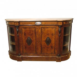 A Very Fine Mid Nineteenth Century Side Cabinet