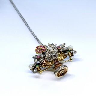 Antique Gold Gemset, Giardinetto