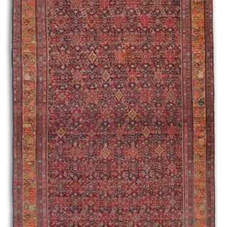 Antique Persian Malayer Carpet 250x580cm