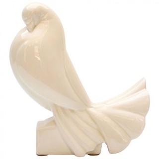 Jacques Adnet, Ceramic Turtledove, 1925